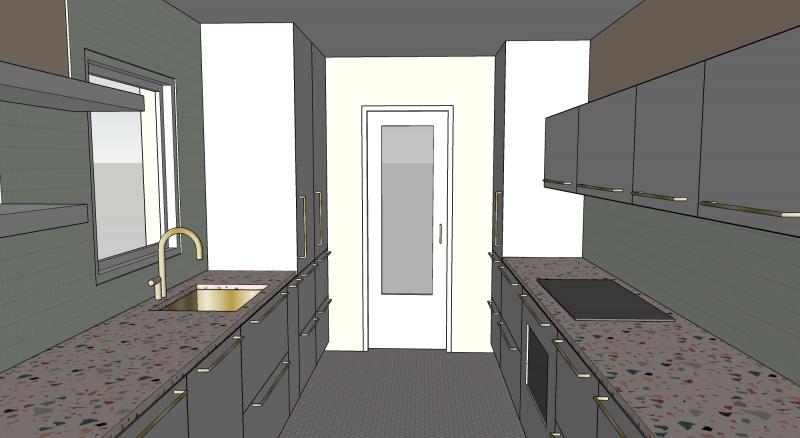 photoshop rendering interior design designer sketchup quick audrey noakes