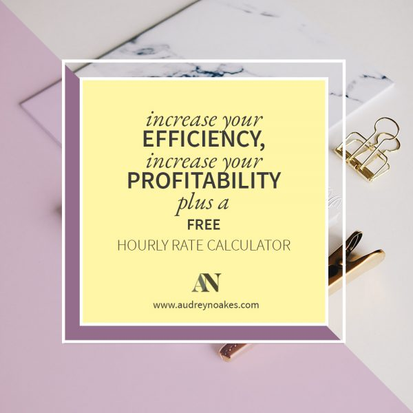 How to calculate your hourly rate as an interior designer plus a free excel template calculator