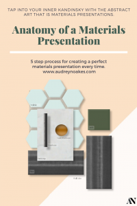 How to create a balanced and appealing materials presentation every time