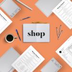 interior design templates shop