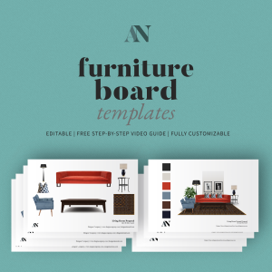 furniture board templates